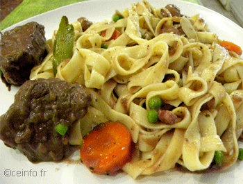 Recette Boeuf Bourguignon cuisson rapide [Niveau facile]