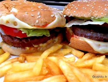 Recette Hamburger maison - Recette