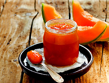 confiture de melon les desserts 224 base de fruits
