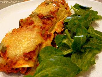 Recette Enchiladas au poulet - Recette traditionnelle