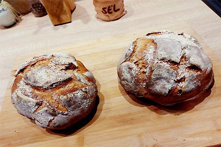 Recette Recette du pain maison