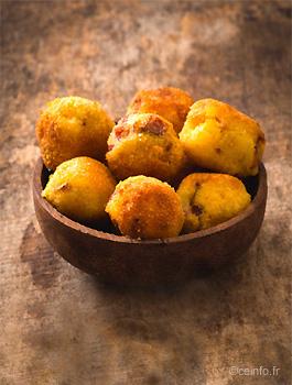 Recette Croquettes de pommes de terre à l'Italienne